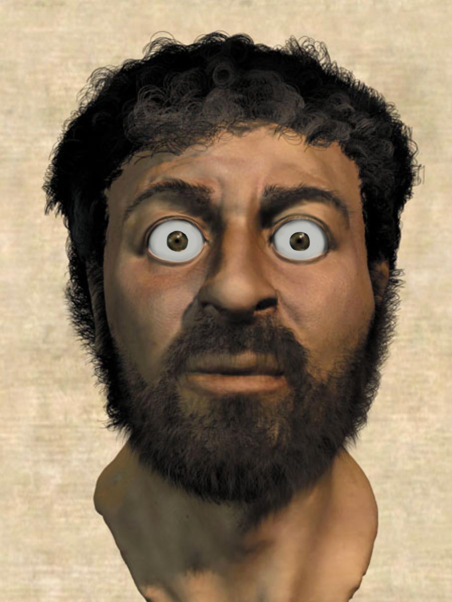 Crazed Jesus