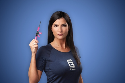 NRA Lobbies Congress To Arm Qualified Women With Vaginal Assault Rifles