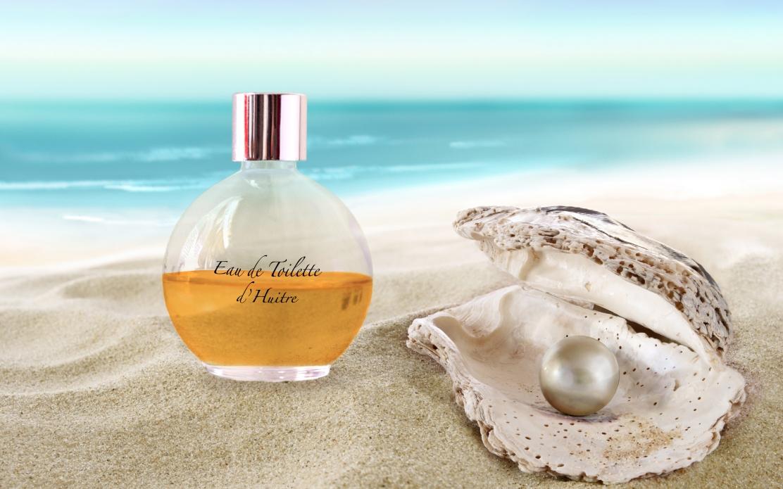 Eau de Toilette d'Huitre (essential oyster urine perfume)